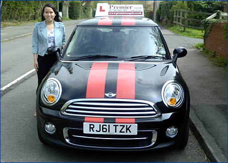 Premier & Angels Driving School of Reading